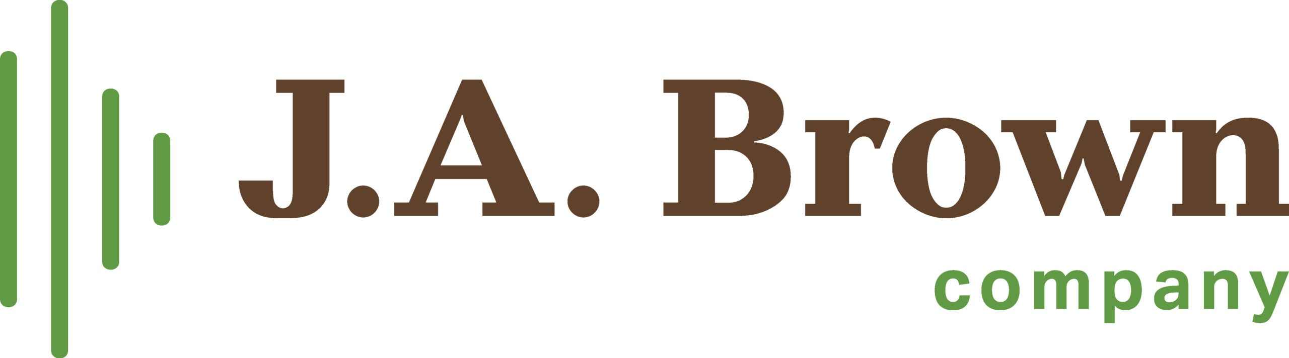 J.A. Brown Company